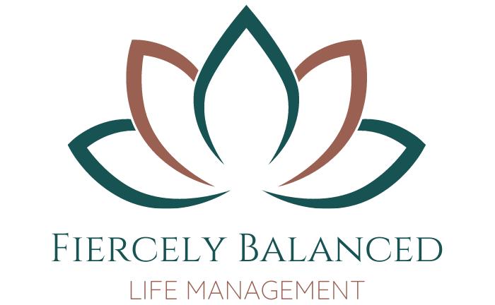 Fiercely Balanced Logo